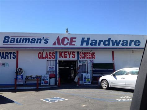ace hardware nearest bauman s ace hardware hardware stores riverside ca yelp