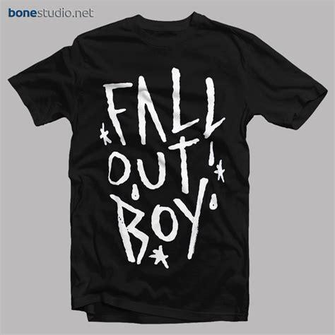 Tshirt Fall Out Boy Fob fall out boy t shirt fob scratch unisex size s 3xl