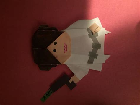Origami Princess Label Maker - princess labelmaker origami yoda