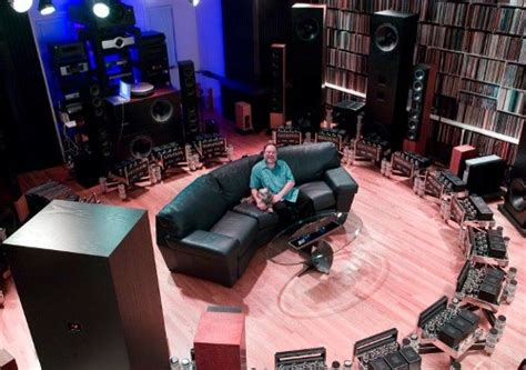 jeremy kipnis the world s loudest home theater has 4k projector 24 foot