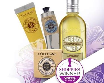 L Occitane Giveaway - the shopping channel l occitane giveaway