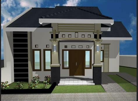 model rumah impian minimalis sederhana simpel rumah