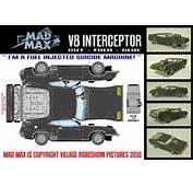 Mad Max  V8 Interceptor By Mikedaws On DeviantArt