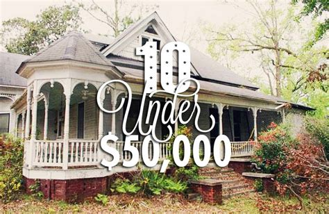 10 Houses Under $50,000: February 2014 Edition: Part 1
