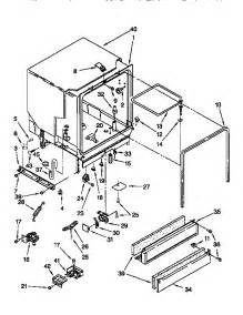 Whirlpool Gold Series Dishwasher Owners Manual Whirlpool Parts Whirlpool Gold Dishwasher Parts Diagram