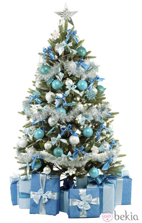193 rbol de navidad azul y plata fotos de navidad en bekia