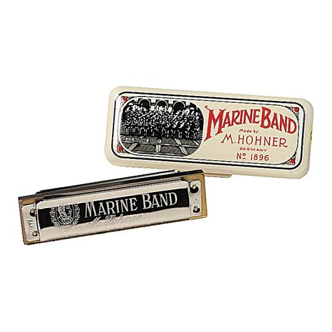Harmonika Pitch Instrument hohner 1896 20 marine band harmonica low and high pitches musician s friend