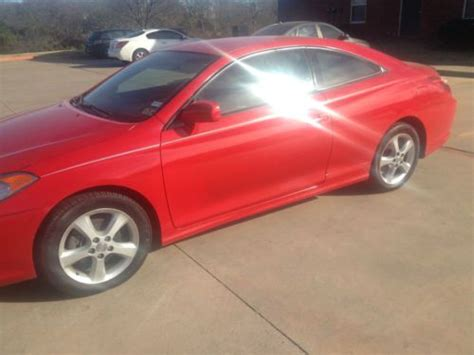find used 2006 toyota solara se sport coupe 2 door 3 3l in