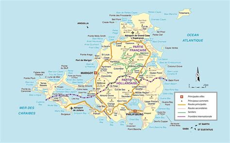 map of st and st st maarten map plan your trip to st maarten find cheap sint maarten hotels vacation packages