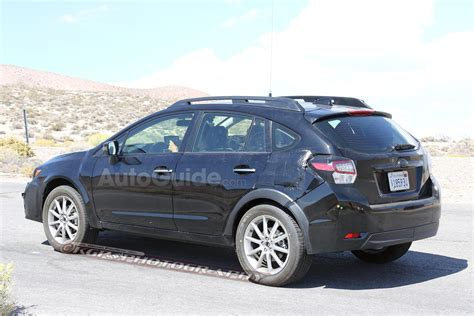 crosstrek xv 2018 2018 subaru crosstrek xv turbo release date photo