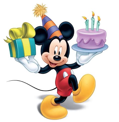 mickey mouse happy birthday images imagem relacionada minnei pinterest mickey mouse