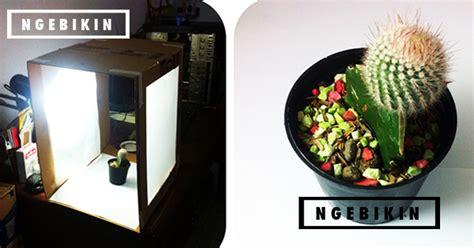 cara membuat cireng mini membuat diy foto studio mini instruksi kreatif indonesia