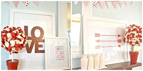 valentine decorations for the home the best home decoration ideas for valentine s day