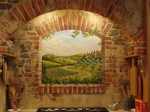 Tuscan Wall Mural Tuscan Murals Related Keywords Amp Suggestions Tuscan