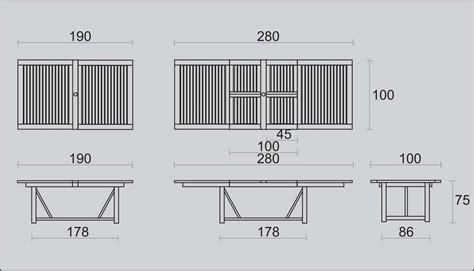 Lazy Susan Dining Room Table teak extending 8 seater garden set amalfi
