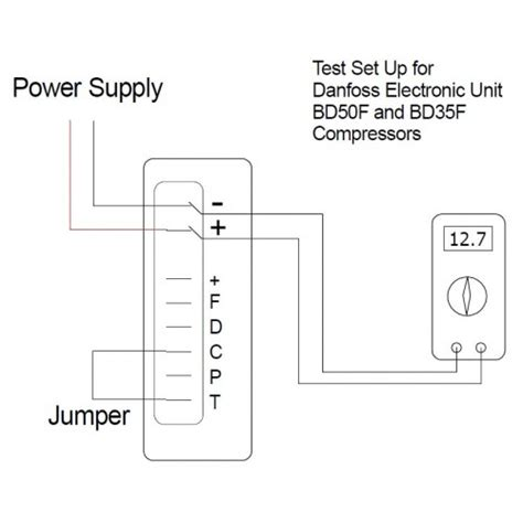 danfoss compressor wiring diagram wiring diagram with