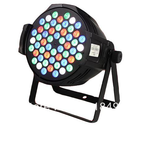 Lu Led Par 54x1 Rgbw disco svetl 193 led par 54x1 watt rgbw www ledpredaj sk