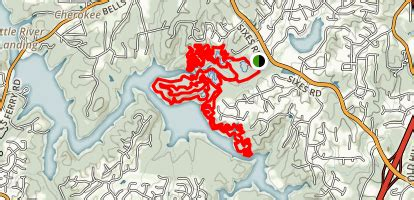 Blankets Creek Trail Map by Blankets Creek Mtb Trails Alltrails