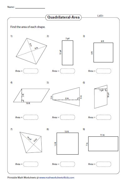 printable math worksheets surface area mixed shapes mathworksheets4kids volume mixed shapes