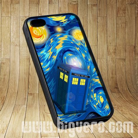 In Tardis Dr Who Casing Iphone Ipod Htc Xperia Samsung 1 phone box tardis starry the cases iphone ipod