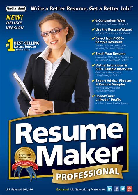 Resume Maker by Resumemaker Professional 11 Clinouthfubat S
