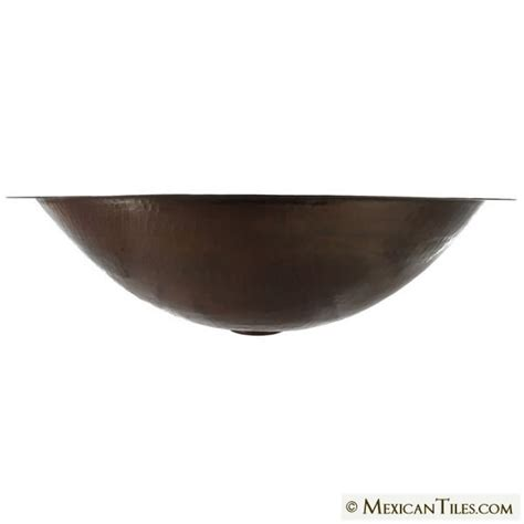 copper sinks coupon tile oval undermount copper bathroom