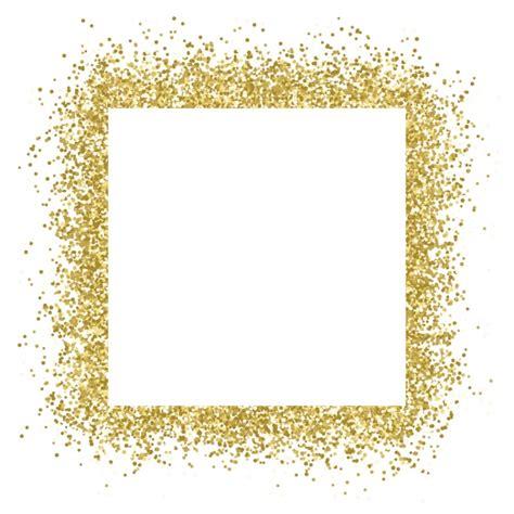 cornice gratis grande cornice dorata con confetti scaricare vettori gratis
