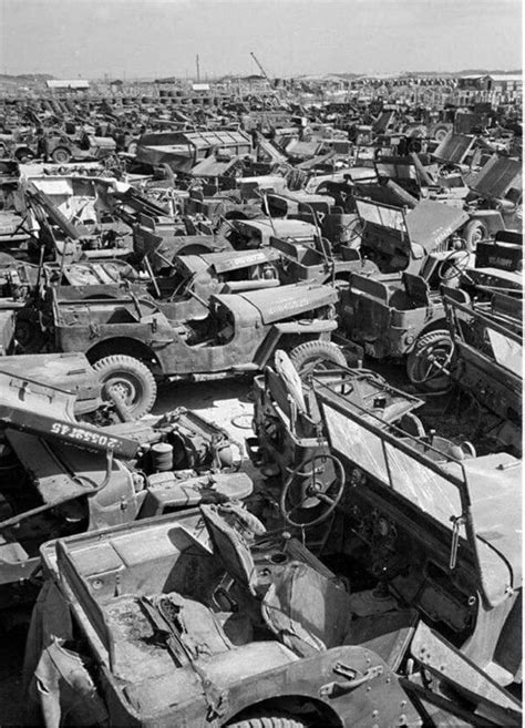 Pin by TRJohnson on Junk yards | Willys, Vintage jeep