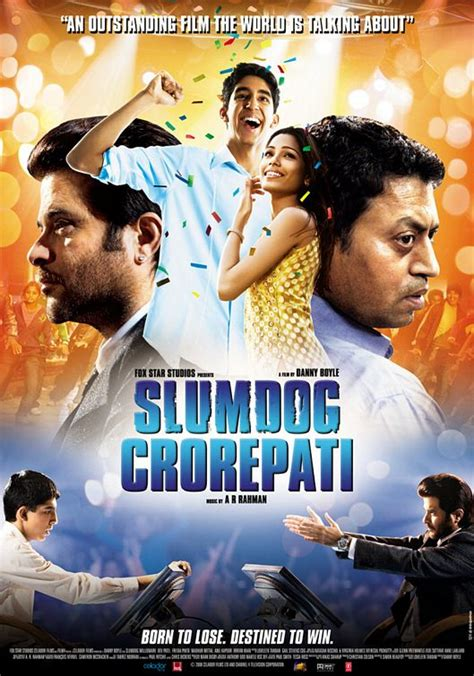 film india who wants to be a millionaire at the back slumdog millionaire