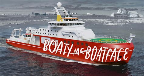 boaty mcboatface boaty mcboatface may be rejected by british government