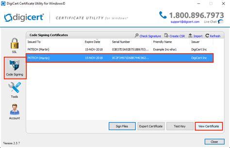 Sha1 Lookup Dual Signing W Sha256 Sha1 Ev Cs Certificates Digicert
