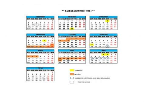 Calendario Xunta 2015 C P I Fonte D 237 Az De Touro
