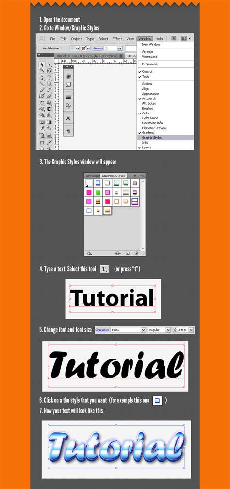 tutorial illustrator free 10 free illustrator graphic styles tutorial