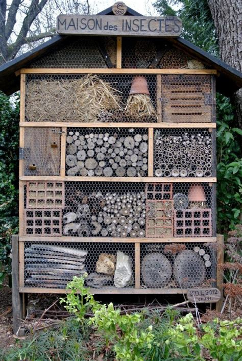 Hotel A Insectes 2103 by 17 Best Images About Bee Nests Hotels And Habitats