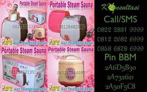 Portable Steam Sauna Harga Promo harga portable steam sauna