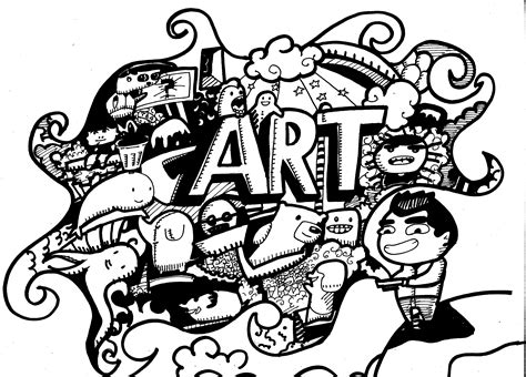 doodle lucu doodle bukan sembarang doodle welcome to my site