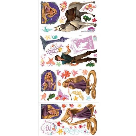 wall stickers perth disney tangled rapunzel peel stick removable wall