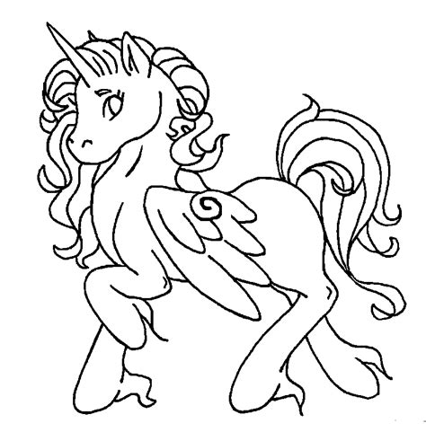 alicorn coloring pages my blog