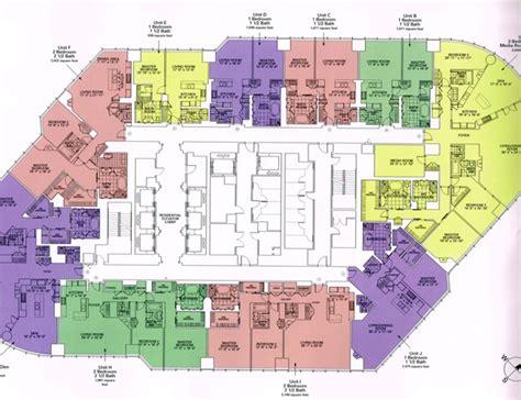 trump tower floor plans trump tower condos floors 41 49 floor plan