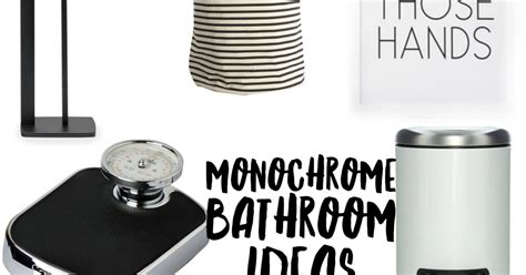 monochrome bathroom ideas monochrome bathroom ideas mummy b