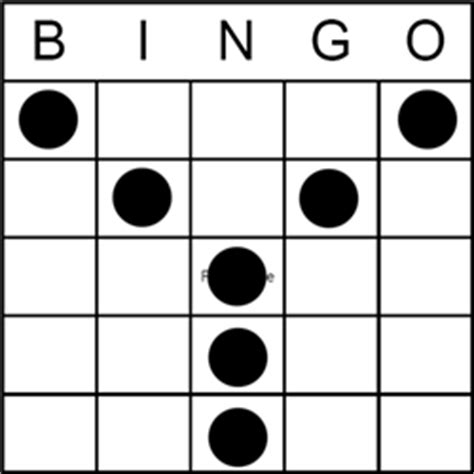 bingo pattern exles bingo game pattern letter y