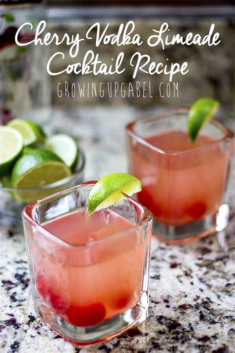 cocktail recipes vodka easy summer vodka drinks