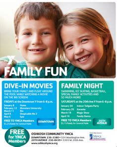 win  gateway family ymca family membership craft