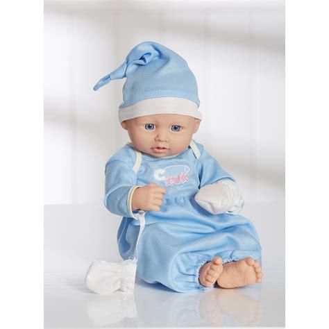Bluss Baby Doll pin baby doll boy blue dolls on