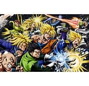 Dragon Ball Z Super Saiyan Anime Dragonball HD Wallpaper