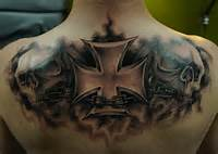 Iron Cross Tattoos – Designs And Ideas