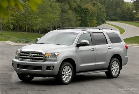 2007 Toyota Sequoia Reviews Toyota Sequoia 2007 2008 2009 2010 2011 2012 2013
