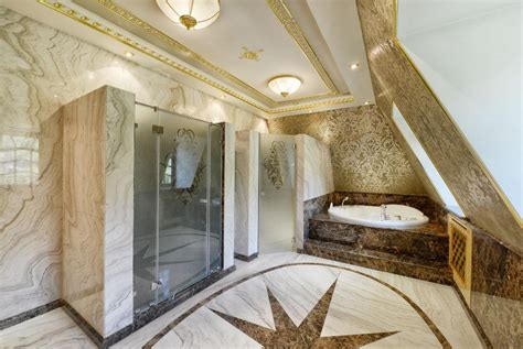 bathrooms in russia 100 million 25 000 square foot mega mansion in moscow