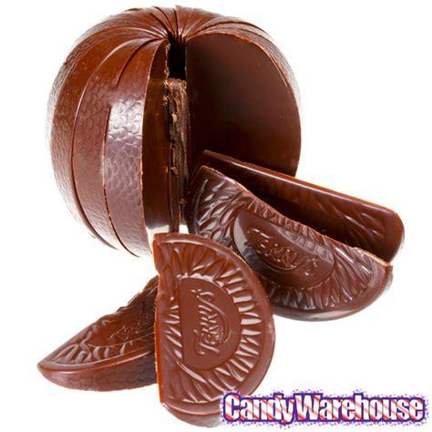 chocolate orange terry s milk chocolate orange ball gift box