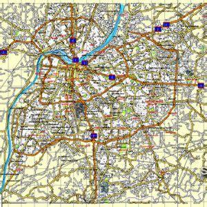 kentucky road map atlas image gallery us atlas